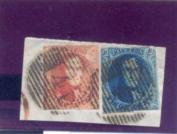 Lijnafstepeling 41  Medaillon - 1858-1862 Medaillen (9/12)