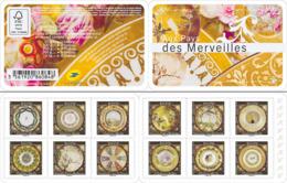 France 2019 - Yv N° BG1777 ** - Aux Pays Des Merveilles (Assiette En Porcelaine) Timbres 1777 à 1788 - Nuevos