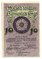 1921 - Germania - Lemgo Notgeld N48 - [11] Emissioni Locali