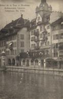 Hotel De La Tour U Mostrose Rathausquai Lucerne RV - LU Lucerne