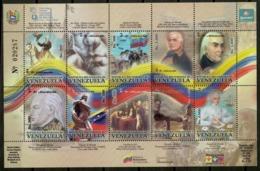 Venezuela 2006 / Francisco De Miranda Independence War MNH Guerra De La Independencia / Cu13230  1-59 - Celebridades