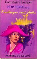 Hortense 14-18 : Vendanges Sont Faites De Cécil Saint-Laurent (1967) - Books, Magazines, Comics