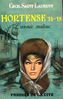 Hortense 14-18 Tome III : L'année Mutine De Cécil Saint-Laurent (1964) - Books, Magazines, Comics
