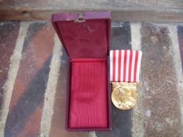 Medaille En  Ecrin Grande Guerre 1914.1918 - France