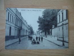 Douai Rue  De L Abbaye Des Pres - Douai