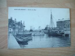 Port En Bessin Entree Du Port - Port-en-Bessin-Huppain
