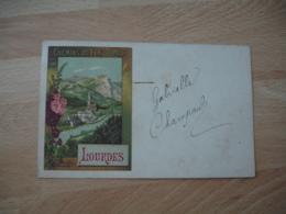 Hugo D Alesi Illustrateur Lourdes - Autres Illustrateurs