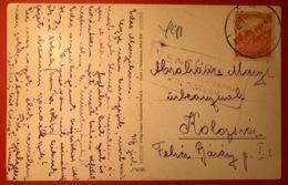 1917 Zensuriert Kolosvar Cluj - Oorlog 1914-18