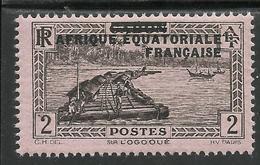 AFRIQUE EQUATORIALE FRANCAISE - AEF - A.E.F. - 1936 - YT 18** - Neufs