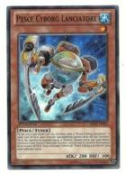 Yu-Gi-Oh - Pesce Cyborg Lanciatore - Yu-Gi-Oh