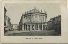 (1170) Anvers - Théâtre Royale - Chocolaterie - Confiserie De La Cour - Jean Fierens - Antwerpen