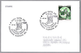 GIOVANNI CABOTO - JOHN CABOT - V Cent. Descubrimiento Del CANADA. Gaeta, Latina, 1997 - Explorateurs