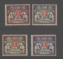 Danzig,Nr.143/46,xx - Dantzig