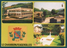 42 - LE CHAMBON-FEUGEROLLES - Multivues - Le Chambon Feugerolles