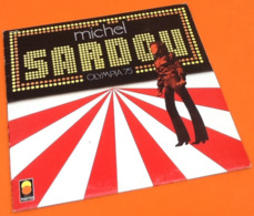 Vinyle 33 Tours  Michel Sardou Olympia 75 Enregistrement Public Intégral - Vinyl-Schallplatten