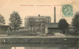 ENVIRONS DE POGNY LES BORDS DU CANAL USINE D'OMEY - Other Municipalities