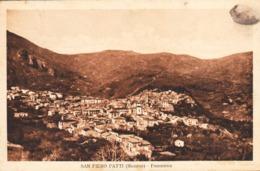 12716 - San Pietro Patti - Panorama (Messina) F - Messina