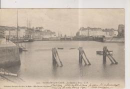 CPA-76-Seine Maritime- SAINT-VALERY-en-CAUX- Le Bassin à Flots- - Saint Valery En Caux