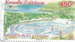 1237  Les Salins   (pag1) - Used Stamps