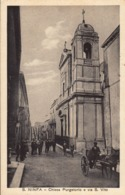 12715 - Santa Ninfa - Chiesa Purgatorio E Via S. Vito (Trapani) F - Trapani