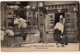 F_lits Clos Bretons_l'heure Du Berger - Folklore