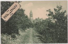 Clervaux - Cpa / L'Abbaye Saint-Maurice. - Clervaux