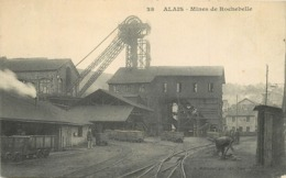ALAIS - Mines De Rochebelle. - Mines