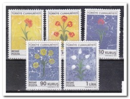 Turkije 2010, Postfris MNH, Flowers - 1921-... Repubblica