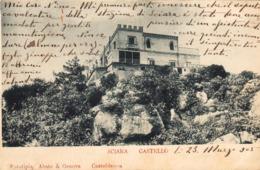 12723 - Sciara - Castello ( Palermo ) F - Palermo