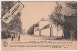 Waterloo - Cpa / Mout-St-Jean's Farm. - Histoire
