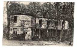"""78 YVELINES - VERNEUIL Restaurant """"le Père La Galette"""" - Verneuil Sur Seine"""