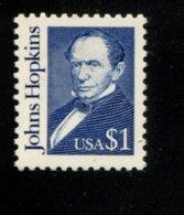 849360730 1990 SCOTT  2194B POSTFRIS MINT NEVER HINGED EINWANDFREI (XX)  GREAT AMERICANS - JOHNNS HOPKINS - Vereinigte Staaten