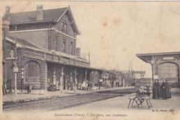LOURCHES La Gare Vue Intérieure - France