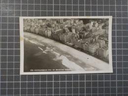 11.777) Brazil Brésil Rio De Janeiro Copacabana Ed. Foto Postal Colombo - Copacabana