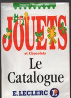 (jouets) Catalogue JOUETS LECLERC  1992  (CAT 1511) - Publicités