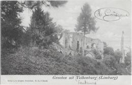 1 Ansichtkaart 1902 -  Ruïnes - Valkenburg - (Limburg) - Nr 3 - Valkenburg