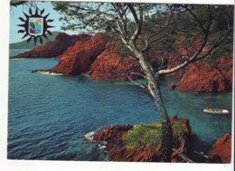 CPM/CPSM - Les Rochers Rouges De L'ESTEREL - La Corniche D'Or - France