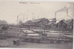 ISBERGUES  Aciéries  De France - Isbergues