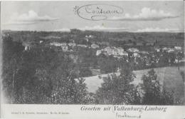 1 Ansichtkaart 1902 -  Panorama - Valkenburg - (Limburg) - Nr 16 - Valkenburg