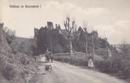 Cpa-luxembourg-bourscheid-animée-nicht Delc.-edi Zenner - Bourscheid