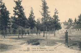 CPA - Belgique - Camp De Beverloo - Ecole D'application - Waimes - Weismes