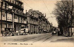CPA AK STRASBOURG - Place Broglie (369261) - Strasbourg