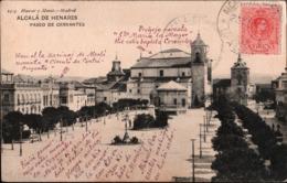 !  Alte Ansichtskarte Alcalá De Henares, Verlag Hauser Y Menet, Madrid, Nr. 1415 - Madrid