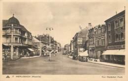 France - 57 - Merlebach - Rue Maréchal Foch - Andere Gemeenten