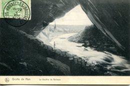 Belgique - Han Sur Lesse - Le Goufre De Belvaux - Ed. Nels Nº 2 - Ecrite Timbrée - 6513 - Belgique