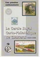 Cercle Carto Philatélique De Charleroi  1998 - Timbres