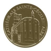 Monnaie De Paris , 2019 , Albi , Cathédrale Sainte Cécile - Monnaie De Paris