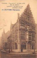 Pharmacie J. De Boey Et Fils - Rue De Tournai - Courtrai - Kortrijk - Kortrijk