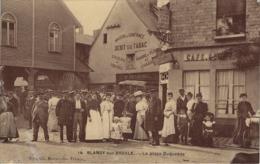 Blangy Sur Bresle-(Seine Maritime) 76.La Place Duquesne - Blangy-sur-Bresle