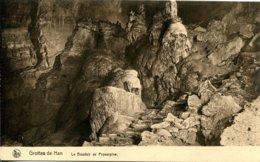 Belgique - Han Sur Lesse - Le Boudoir De Proserpine - S.A. Grottes De Han - 6516 - Belgique